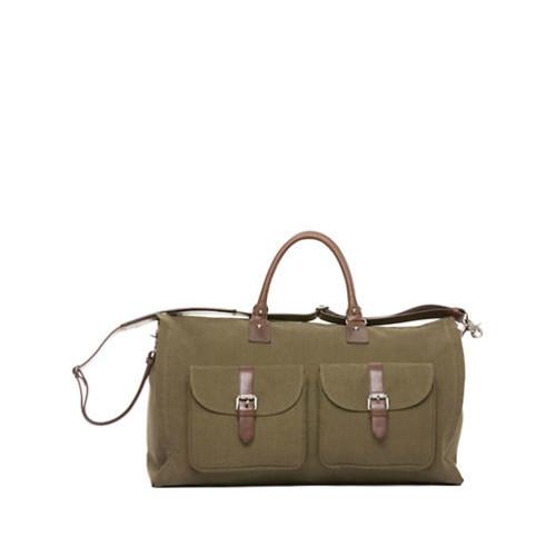 Hook & Albert Garment Weekender Bag [Black]