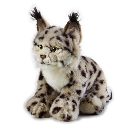 National Geographic Lelly Plush - Lynx