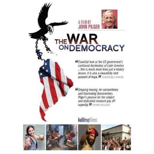 War on Democracy [DVD] [2006]