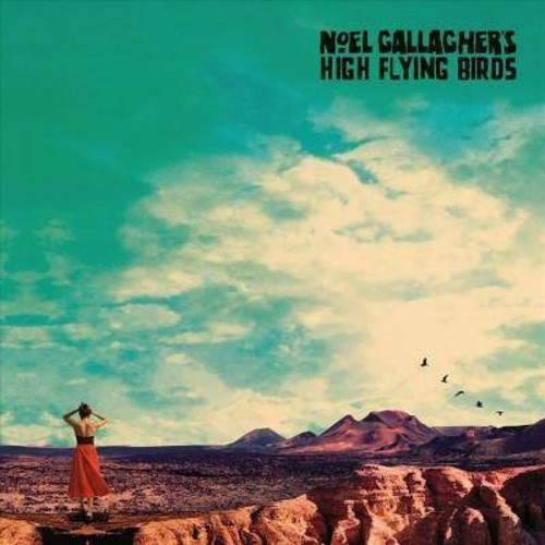 Noel's Hi Gallagher - Who Built The Moon (Vinyl)