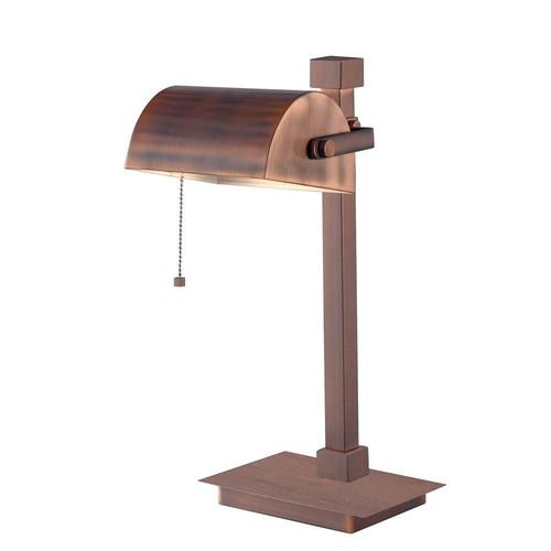 Kenroy Home Welker Desk Lamp