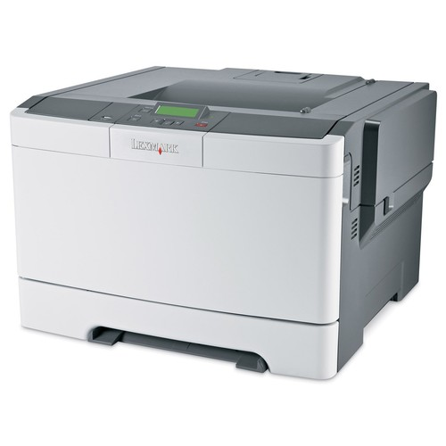 Lexmark CS410n Compact Color Laser Printer, Network Ready and Professional Features [Printer]