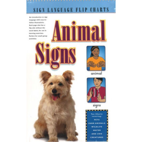 Animal Signs: Flip Charts