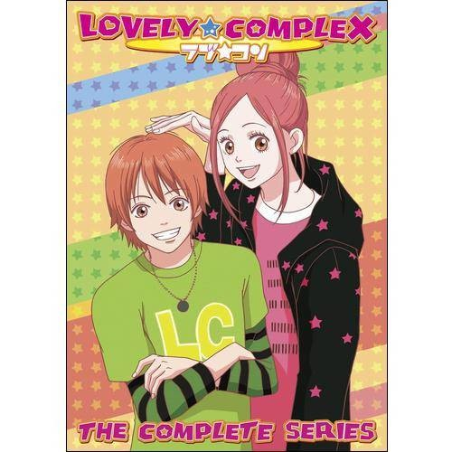 Lovely Complex: The Complete Series [4 Discs] [DVD]
