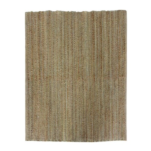 Himalaya Collection Jute and Cotton Area Rug in Sorbet by Jaipur - 2' 6\