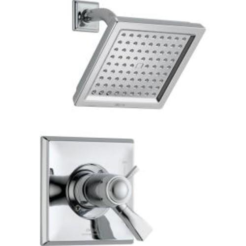 Delta Dryden TempAssure 17T Series 1-Handle Shower Faucet Trim Kit Only in Chrome (Valve Not Included)