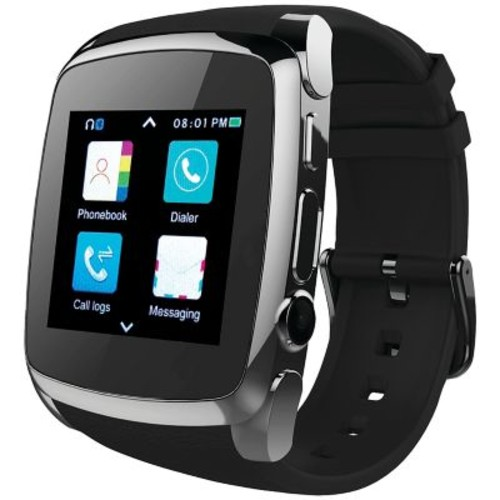 Supersonic SC-64SW Bluetooth Smart Watch with Call Feature