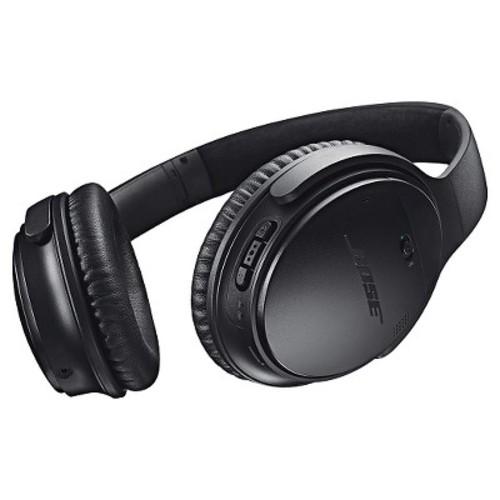 Bose - QuietComfort 35 wireless headphones - Black