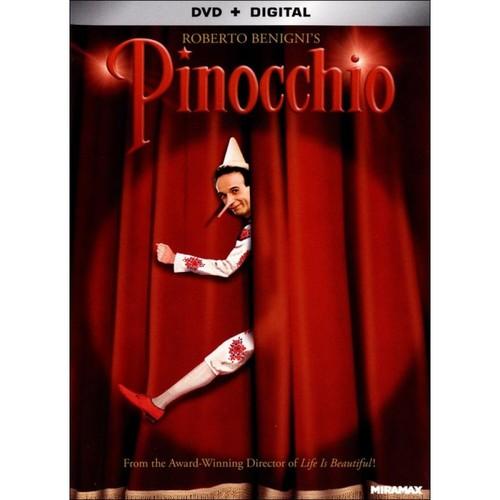 Pinocchio [DVD] [2002]