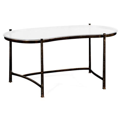 Earle Desk, Bronze