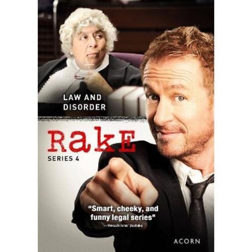 Rake: Series 4 [DVD]