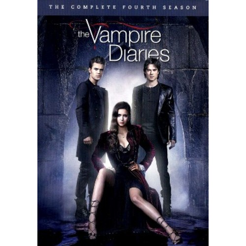 The Vampire Diaries: The Complete Fourth Season [5 Discs] [DVD]