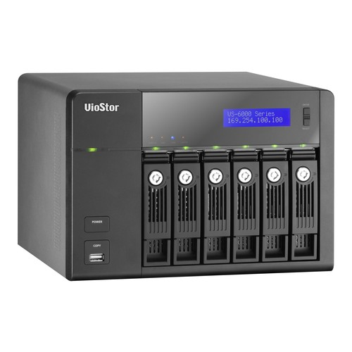 QNAP VS-6116-PRO+-US 16-Channel / 6-Bay / HDMI Local Display / Tower NVR