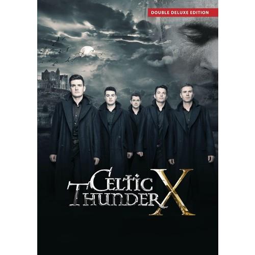 Celtic Thunder X [Video] [DVD]
