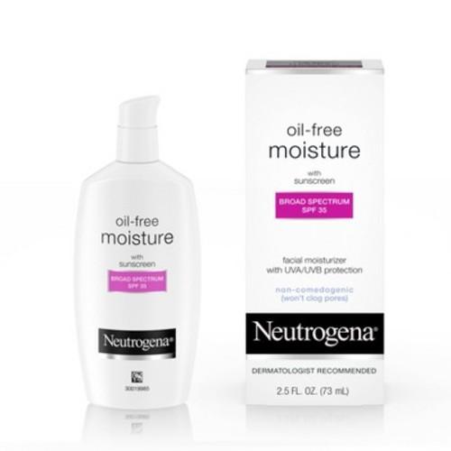 Neutrogena Oil-Free Moisture with Sunscreen Broad Spectrum SPF 35 - 2.5 Fl. Oz