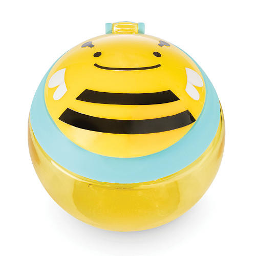 Skip Hop BPA Free Zoo 24 Ounce Snack Cup - Brooklyn Bee