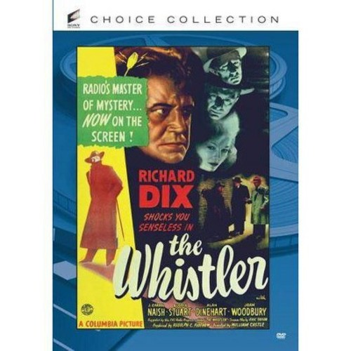 The Whistler (DVD)