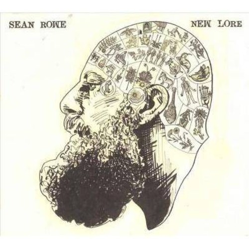 Sean Rowe - New Lore (CD)