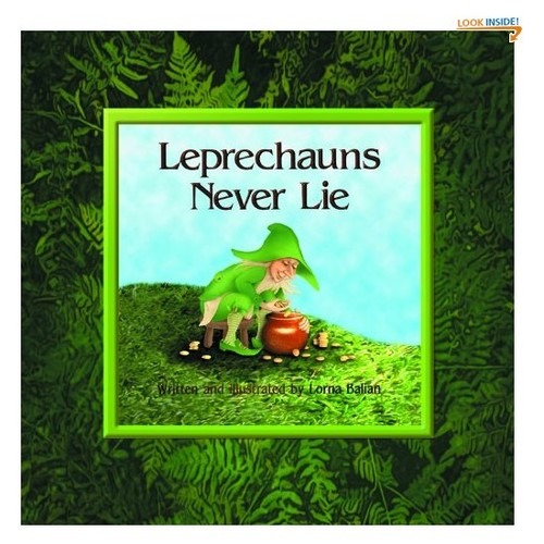 Leprechauns Never Lie (PB)