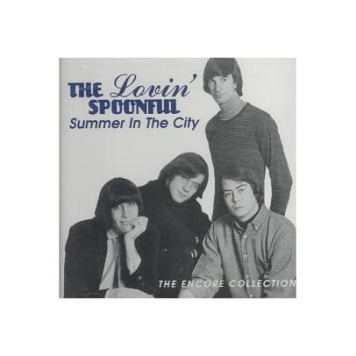 Summer In The City By Lovin' Spoonful (Audio CD)