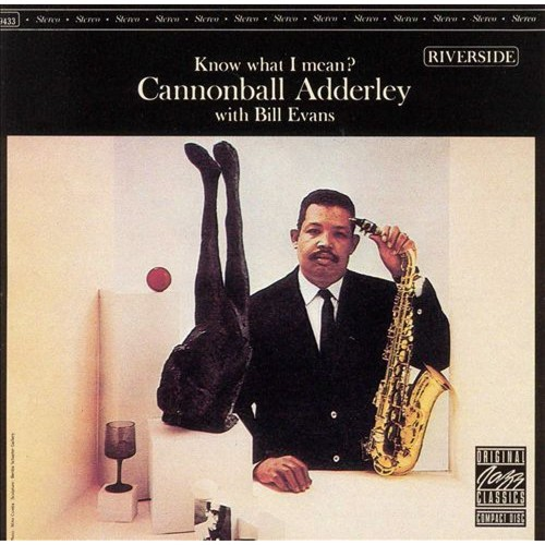 Know What I Mean? [CD]