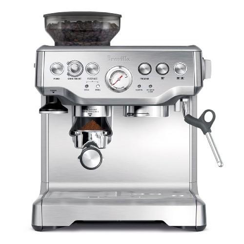 Breville BES870XL Barista Express Espresso Machine [Stainless Steel, Espresso Machine]