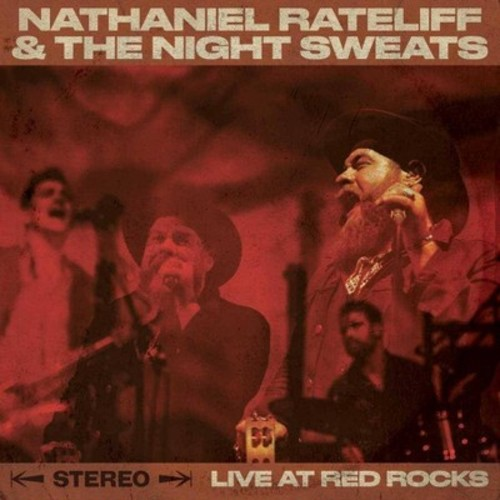 Nathaniel Rateliff - Live At Red Rocks (CD)