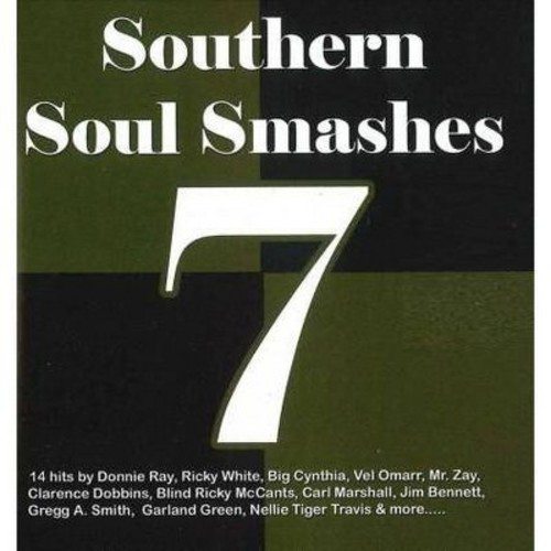 Various - Southern Soul Smashes 7 (CD)
