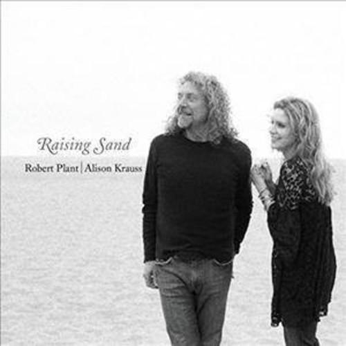 Robert plant - Raising sand (Vinyl)