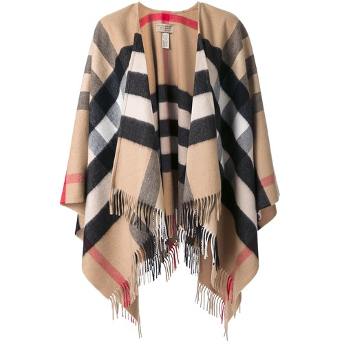 BURBERRY House Check Cape