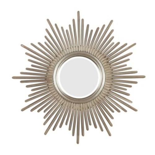 Kenroy Home 36-Inch Reyes Mirror in Silver