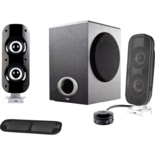 Cyber Acoustics CA-3810 2.1 Speaker System