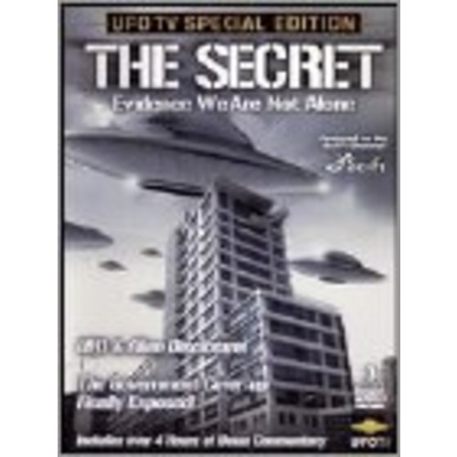 UFO: The Secret-Evidence We Are Not Alone [3 Discs] [DVD]