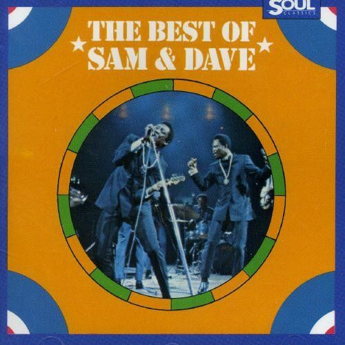 The Best of Sam & Dave [Atlantic] [CD]