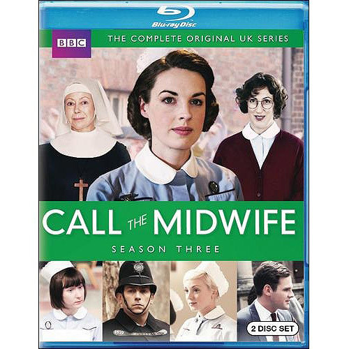 Call the Midwife: Season Three [2 Discs] [Blu-ray]