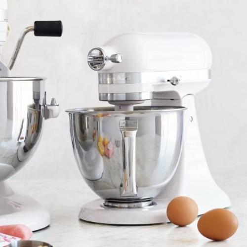 KitchenAid Artisan Mini Premium Tilt-Head Stand Mixer with Flex Edge Beater, 3.5 qt.