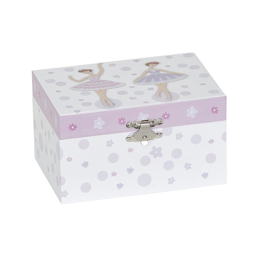 Mele & Co. Jeannie Girl's Musical Ballerina Jewelry Box