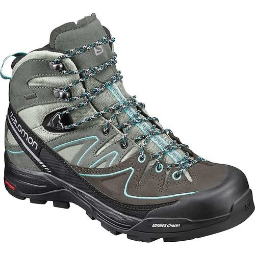 Salomon Women's X Alpine Mid Leather GTX Boot