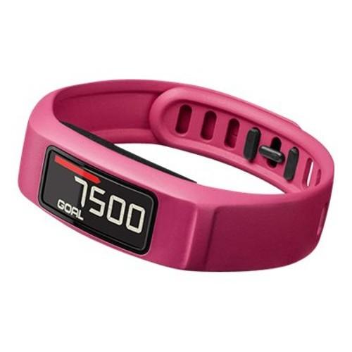 Garmin International vvofit 2 - Activity tracker - Bluetooth, ANT/ANT+ - 0.9 oz - pink (010-01503-03)