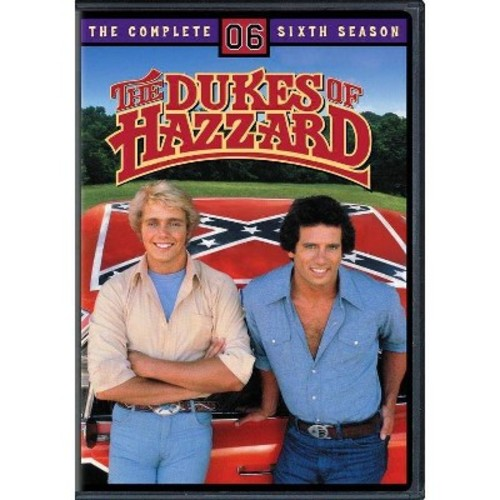 Dukes Of Hazzard:Complete Ssn6 (DVD)