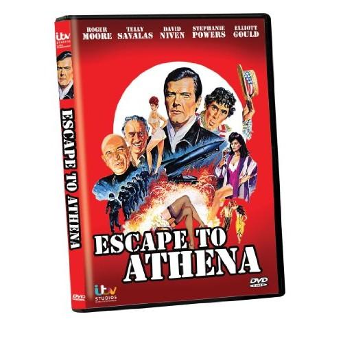 Escape to Athena: Roger Moore, Telly Savalas, David Niven, Stephanie Powers, Elliot Gould, Sonny Bono, Richard Roundtree, Claudia Cardinale, George P. Cosmatos: Movies & TV