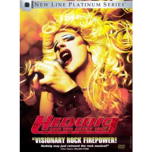 HEDWIG & THE ANGRY INCH (DVD/WS 1.85/DTS/5.1/DVD-ROM/TRAILER/C)