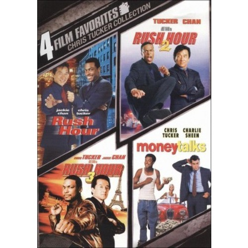 4 Film Favorites: Chris Tucker Collection (DVD)