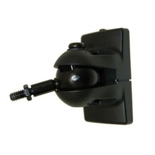Pinpoint Mounts Universal Speaker Wall Mount in Black