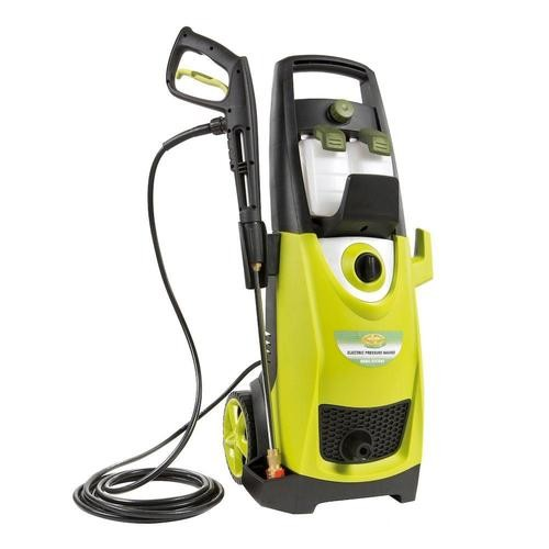 Sun Joe SPX3000 2030 PSI 1.76 GPM Electric Pressure Washer, 14.5-Amp and Garden Hose Quick-Connect Bundle [Pressure Washer + Garden Hose Quick Connect Kit]