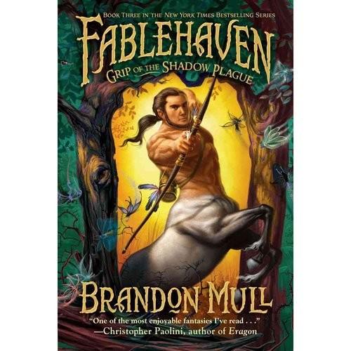 Brandon Dorman; Brandon Mull Grip of the Shadow Plague