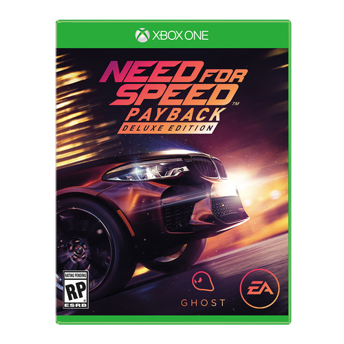 Need for Speed Payback Deluxe Edition Pre-Order (Xbox One)