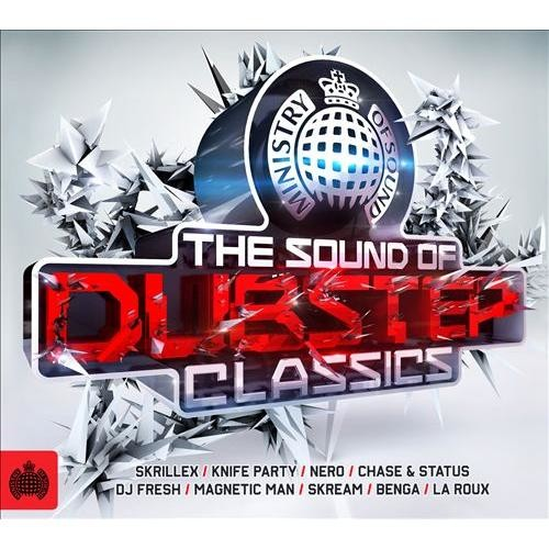 Ministry of Sound: Sound of Dubstep Classics [CD]