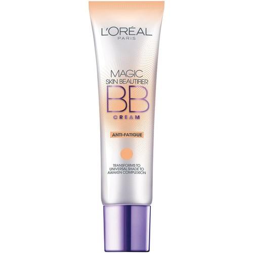 L'Oreal Magic Skin Beautifier BB Cream, Anti-Fatigue, 1 fluid oz
