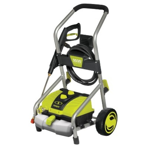 Sun Joe 2030 PSI 1.76 GPM 14.5 AMP, 120 Volts, 1740 Watts Electric Pressure Washer - Green